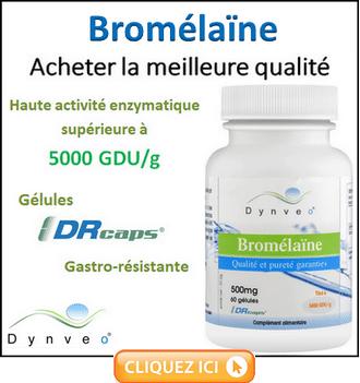 Bromelaïne pure